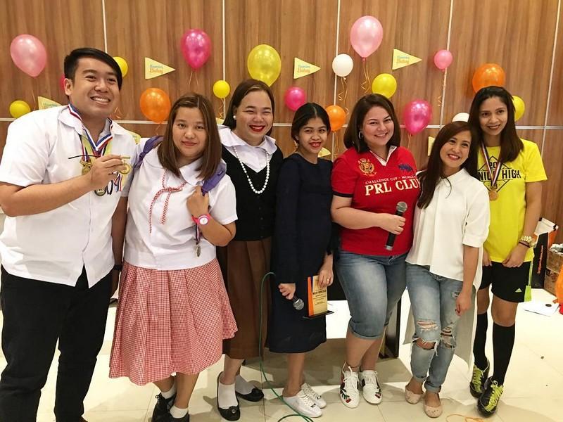 PHOTOS: Magandang BuHIGH School Christmas party