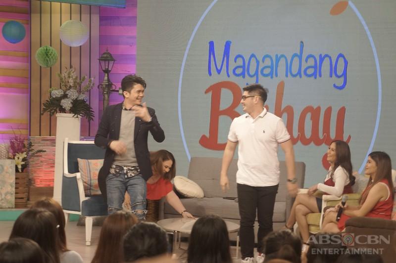 PHOTOS: Magandang Buhay with Vhong Navarro