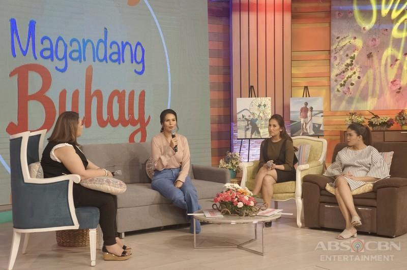PHOTOS: Magandang Buhay with Iza Calzado