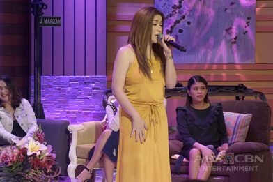PHOTOS: Magandang Buhay with Angeline Quinto