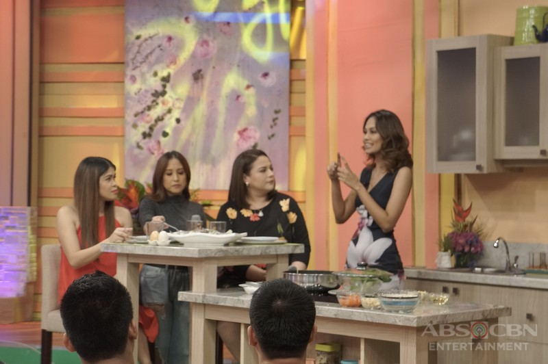 PHOTOS: Magandang Buhay with Venus Raj, Bang Pineda and Darryl Ong