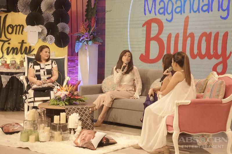 PHOTOS: Magandang Buhay with Toni Gonzaga