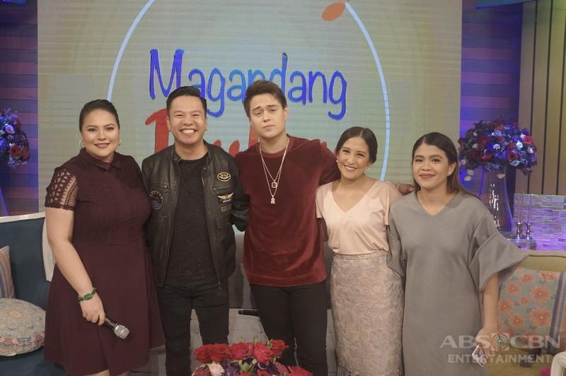 PHOTOS: Magandang Buhay with LizQuen