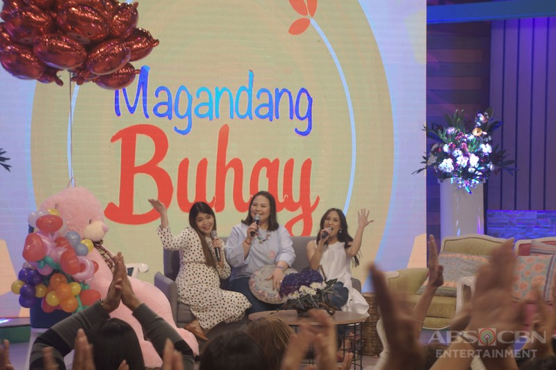 PHOTOS: Magandang Buhay with The Moffatts