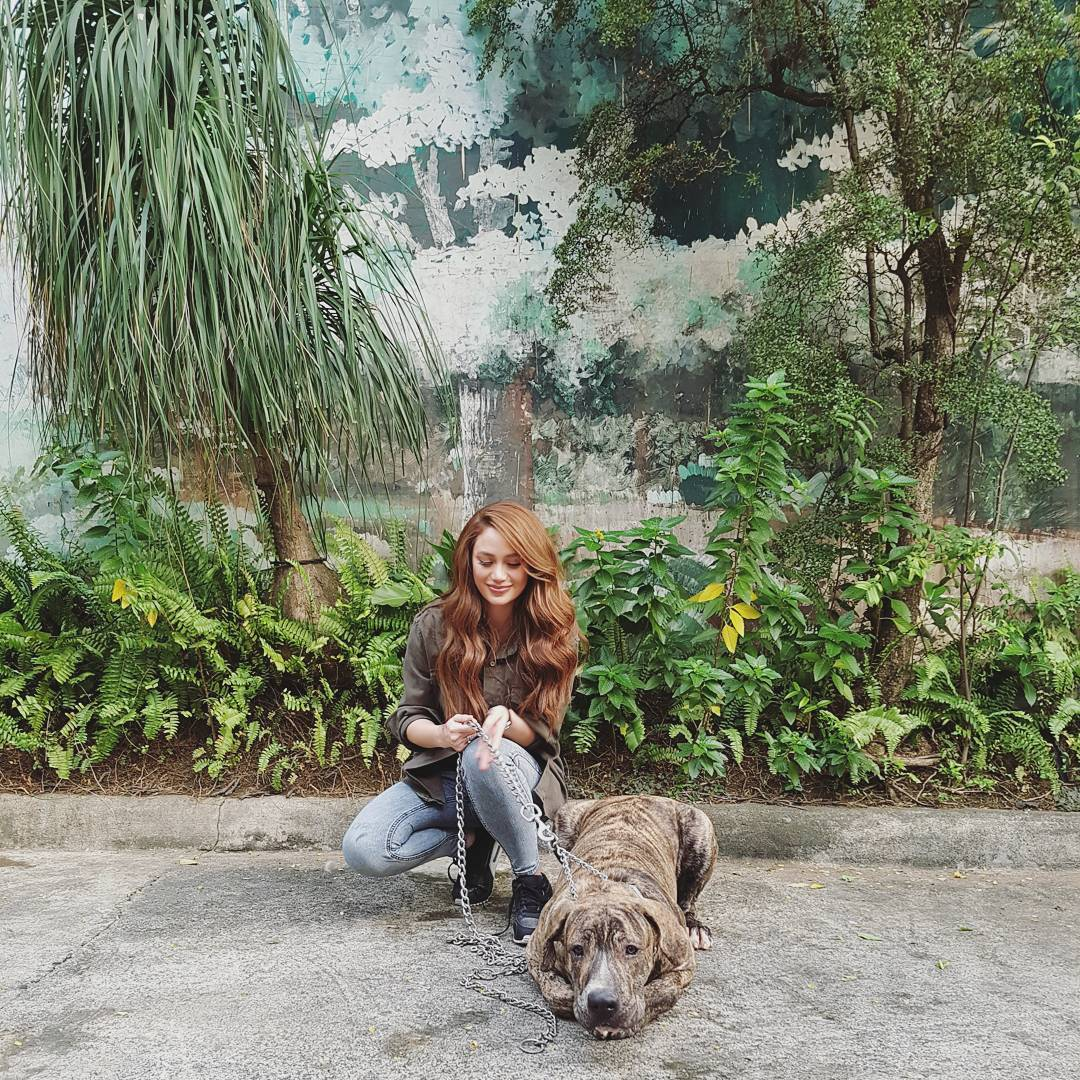 LOOK: 20 photos of celebs with their adorable furry babies!