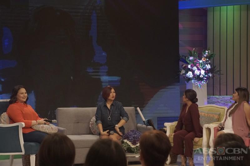 PHOTOS: Magandang Buhay with RB Chanco and Direk Cathy