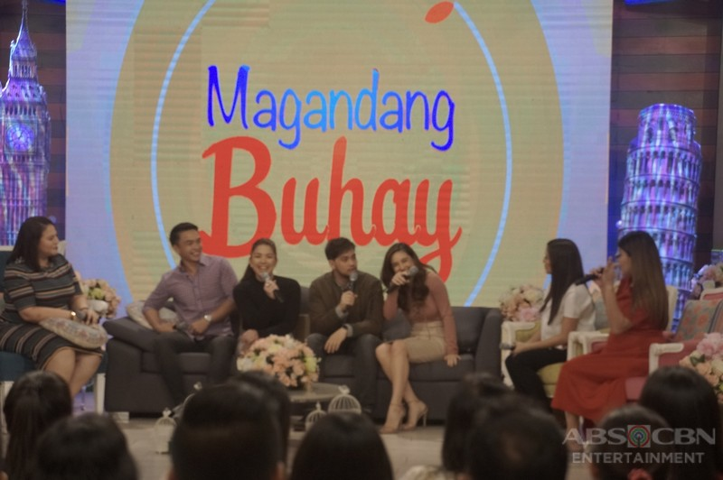 PHOTOS: Billy and Coleen's Engagement Party on Magandang Buhay