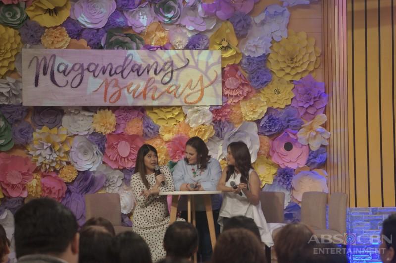 PHOTOS: Magandang Buhay Online Episode 1