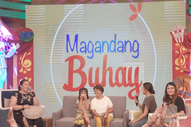 PHOTOS: Magandang Buhay with FPJ's Ang Probinsyano Kids