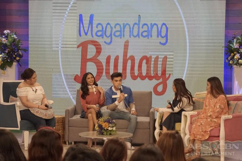 PHOTOS: Magandang Buhay with Bailey, Ylona, Jason and Nene