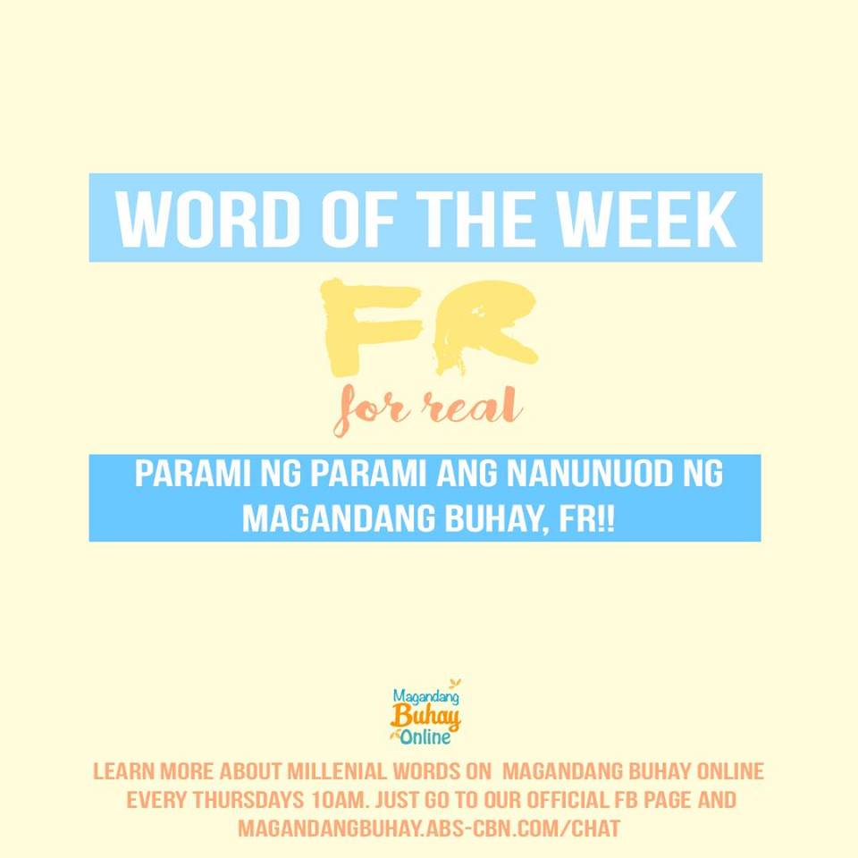 Magandang Buhay Online: Learn more about Millenial Words from Momshies Karla, Jolina and Melai