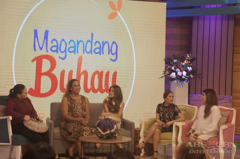 PHOTOS: Magandang Buhay with Ogie, Aiko, Negi and MJ