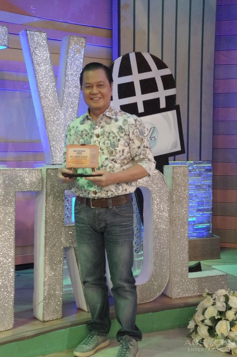 PHOTOS: Magandang Buhay with Noli De Castro