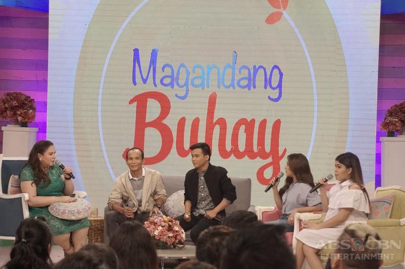 PHOTOS: Magandang Buhay with Pokwang and Noven Belleza