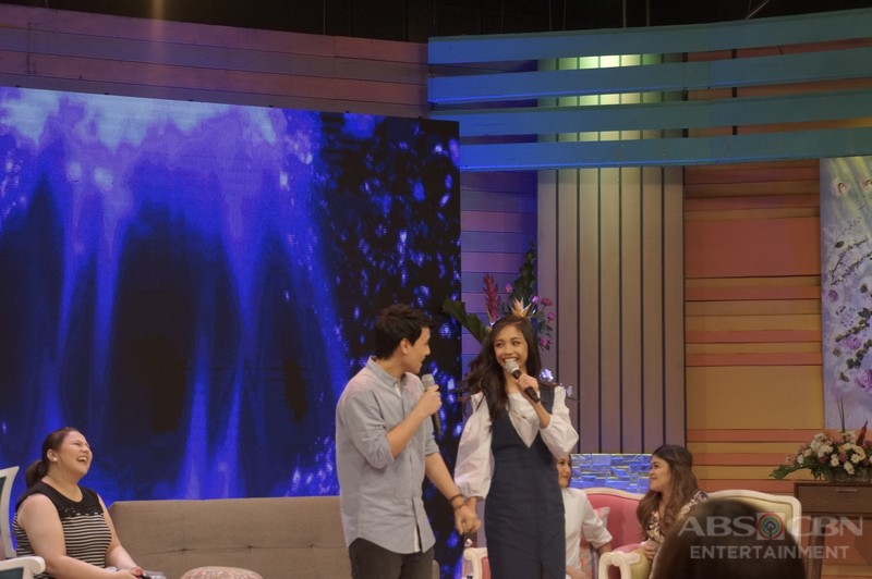 PHOTOS: Magandang Buhay with Maymay and Edward