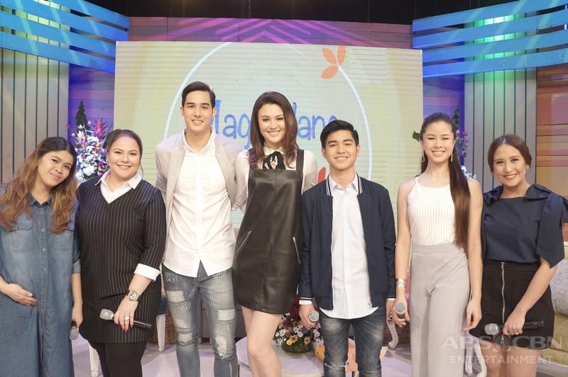 PHOTOS: Magandang Buhay with Yong, Cora, Tanner and Kisses
