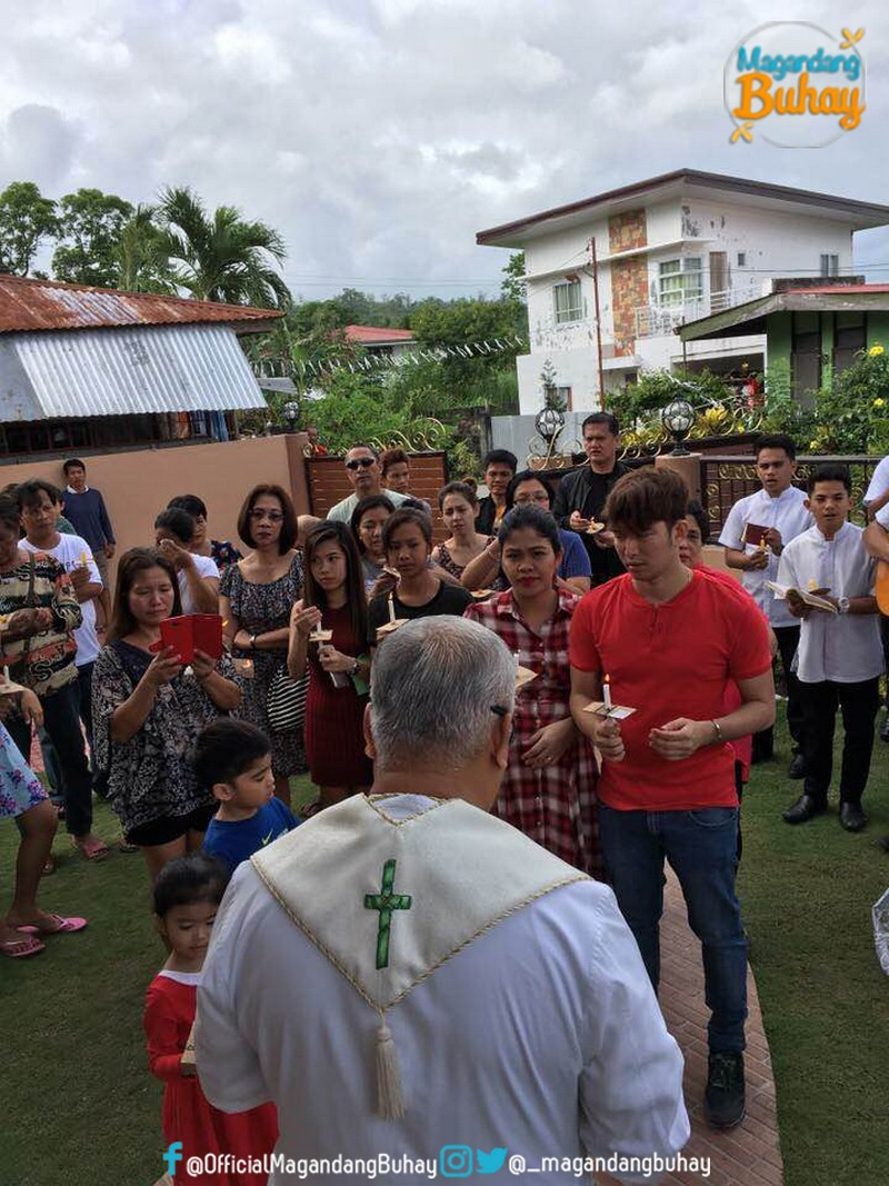 PHOTOS: Melai & Jason's house blessing