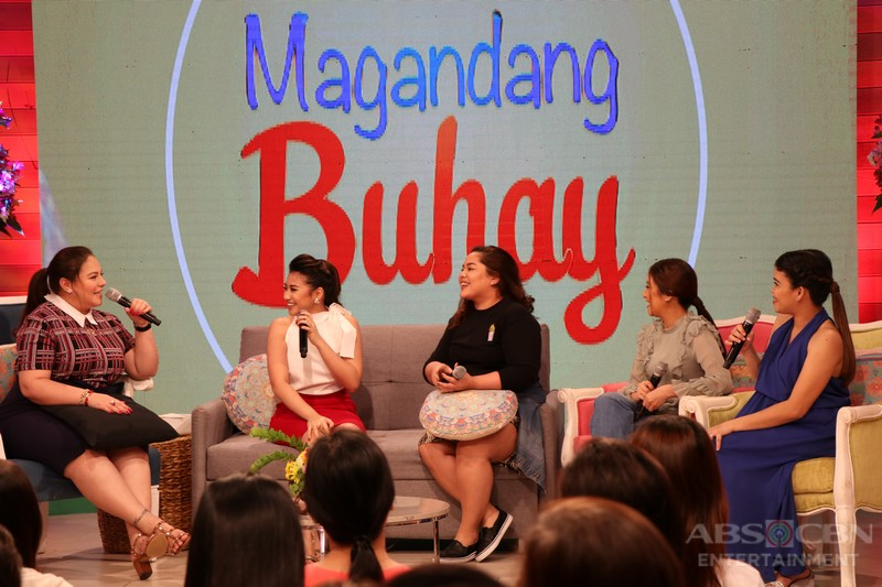 PHOTOS: Magandang Buhay with the Birit Queens