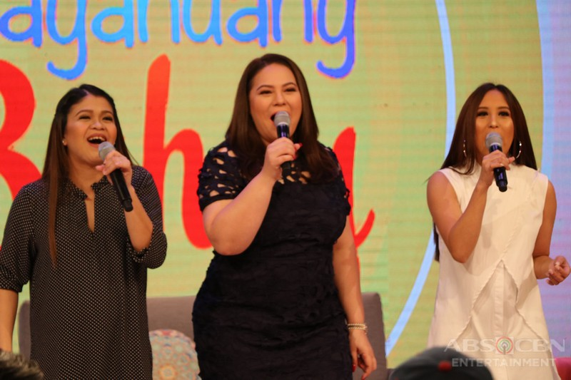 PHOTOS: Magandang Buhay with Ted Failon