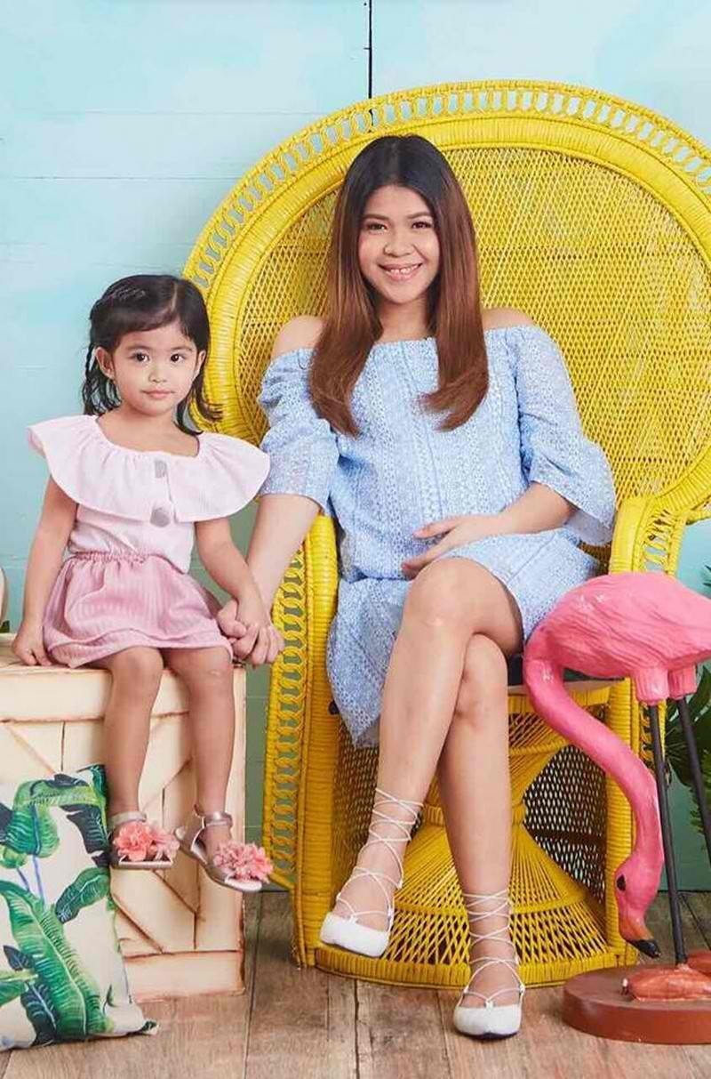 18 Stylish Snaps: Momshie Melai in her blooming baby bump outfits