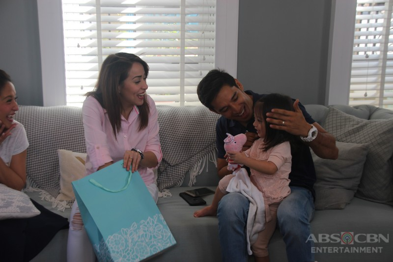 PHOTOS: Magandang Buhay with Cristine Reyes and Ali Khatibi