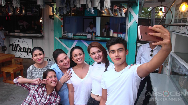 PHOTOS: Magandang Buhay with Bailey, Leila and Kira