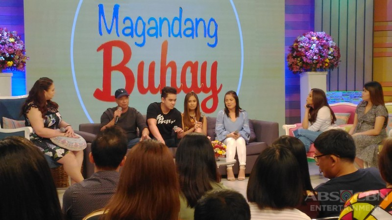 PHOTOS: Magandang Buhay with Yen and Erik