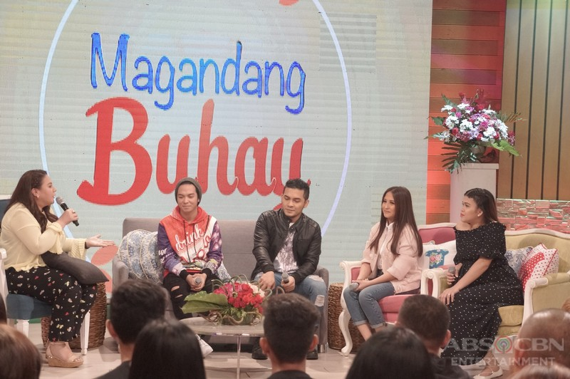 PHOTOS: Magandang Buhay with Tawag Ng Tanghalan Kids, Sam Mangubat and Froilan Canlas