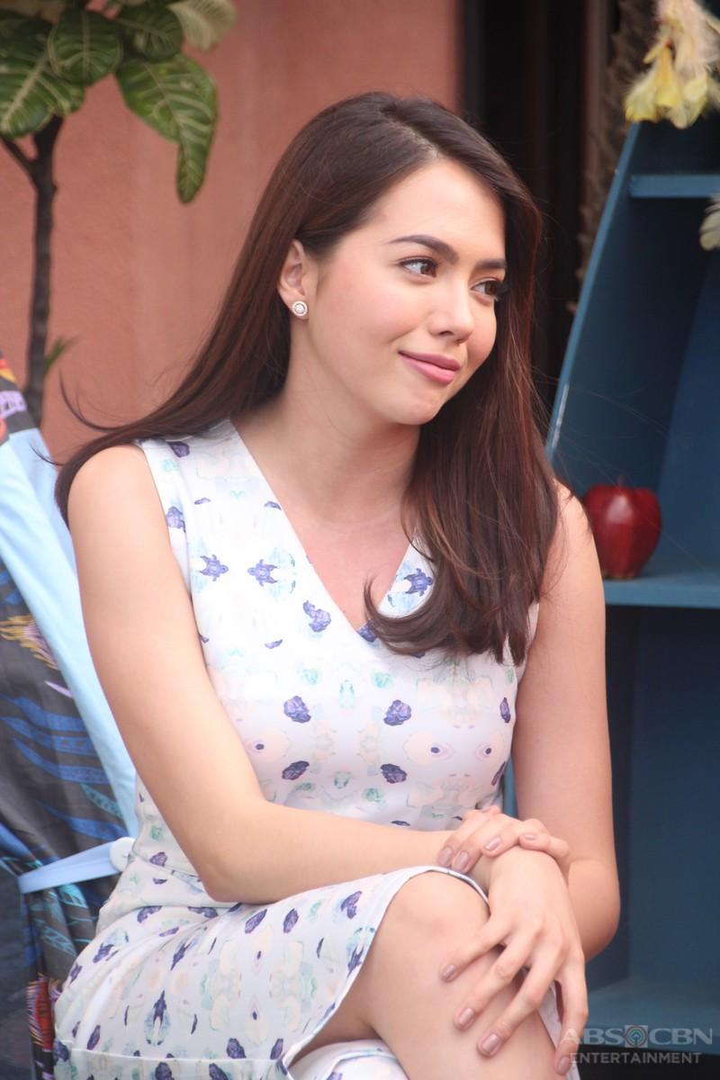 PHOTOS: Magandang Buhay with Julia Montes and Kathryn Bernardo