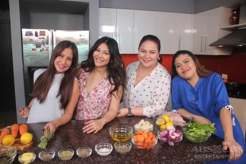 PHOTOS: Rufa Mae's Home Tour on Magandang Buhay