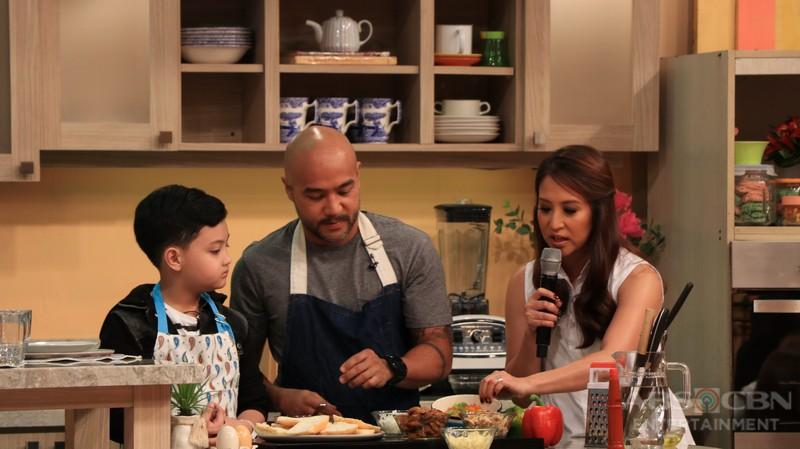 PHOTOS: Magandang Buhay with Chef Jayps, Alonzo, Raikko and Chun Sa