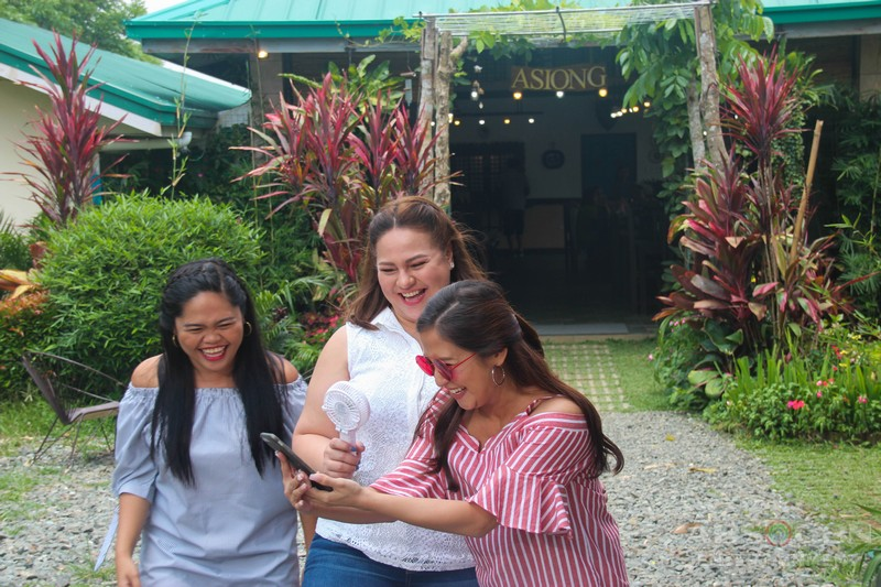 PHOTOS: MB Momshies' Outdoor trip with Dimples Romana and Family