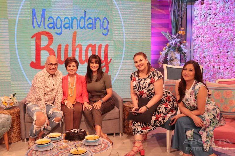 PHOTOS: Magandang Buhay with Iza and Miho