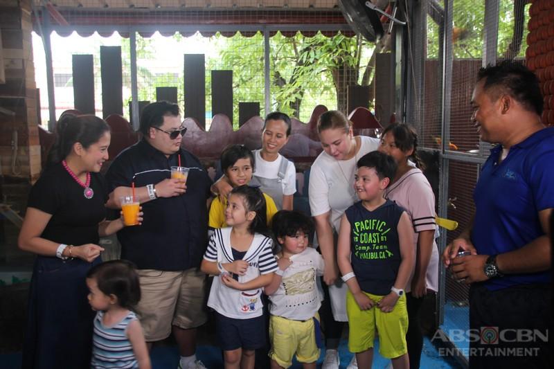 PHOTOS: MB Momshies' Educational Trip with Alonzo, Xia, Pele and Jordan