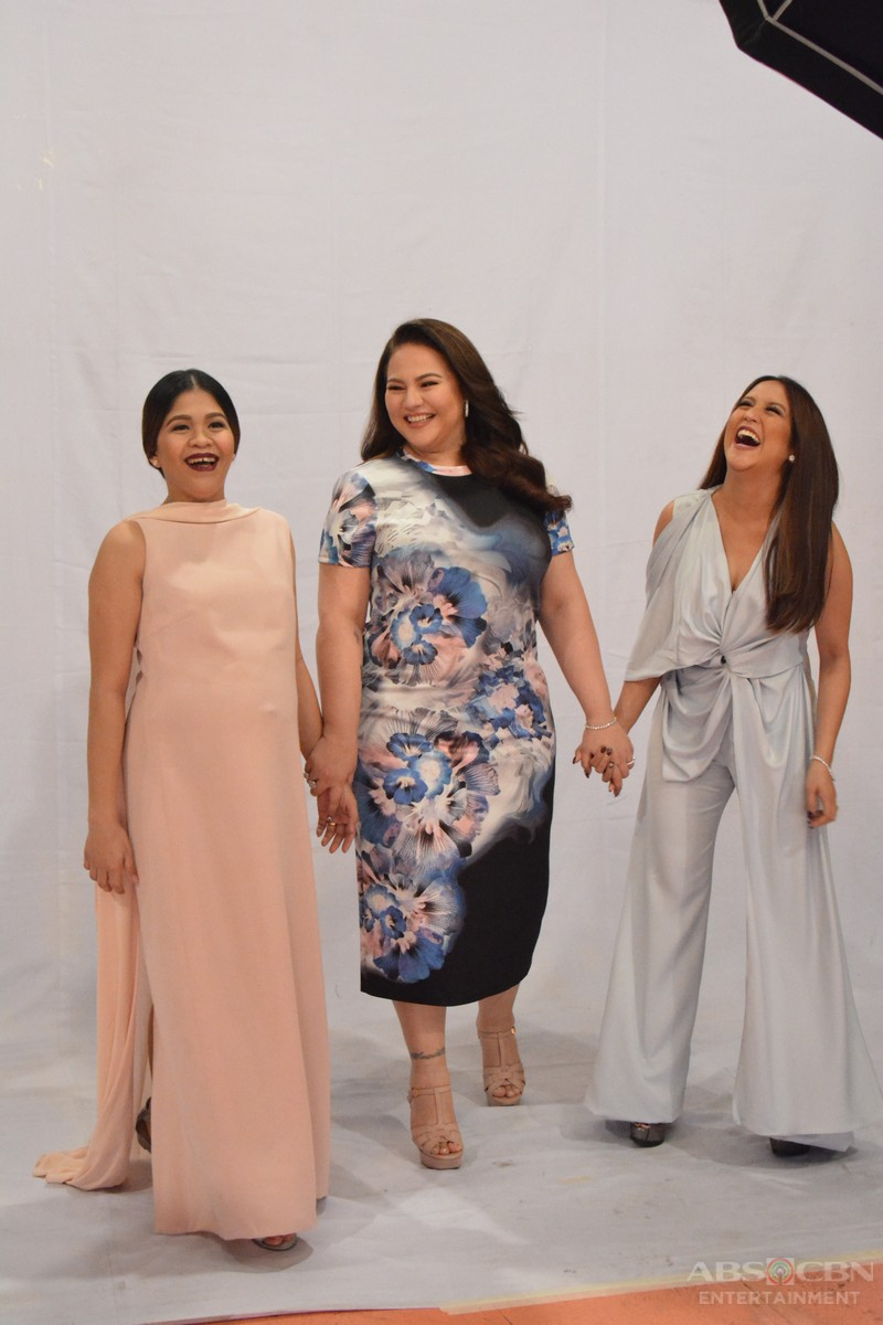 BEHIND-THE-SCENES: Magandang Buhay First Anniversary Pictorial Shoot
