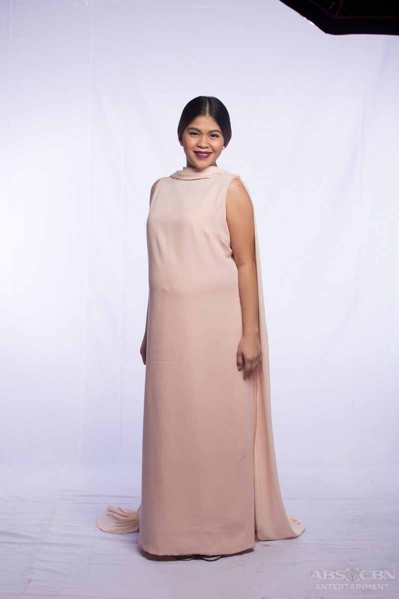 11 photos of Momshie Melai that show she can be glamorous in a long dress
