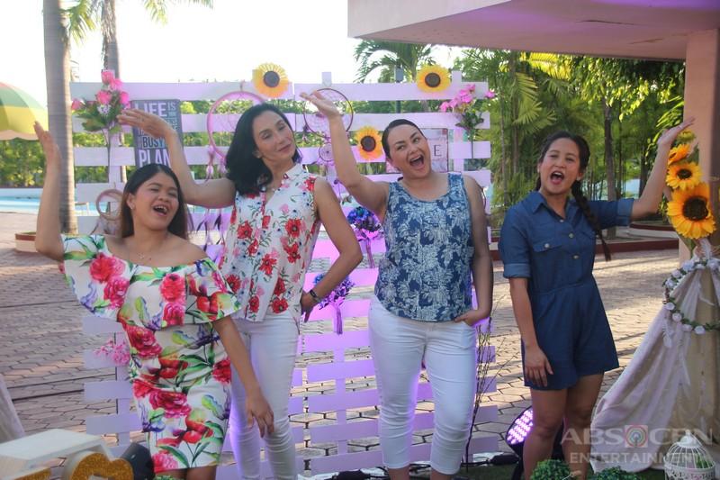 PHOTOS: Magandang Buhay with Donita Rose and Teresa Loyzaga