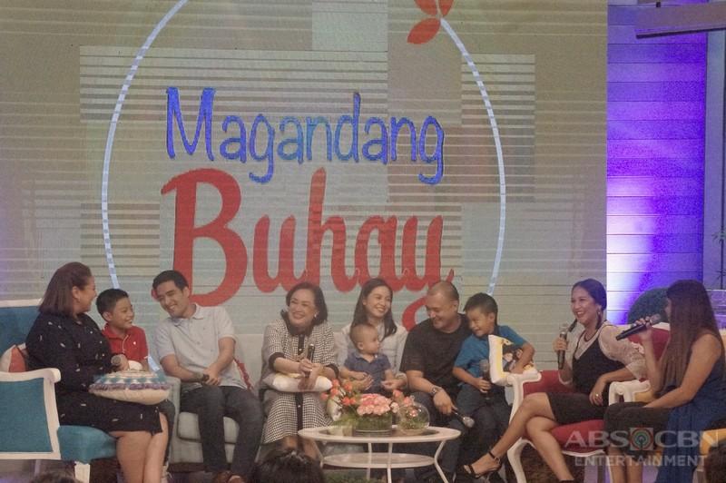 PHOTOS: Magandang Buhay with Coney Reyes