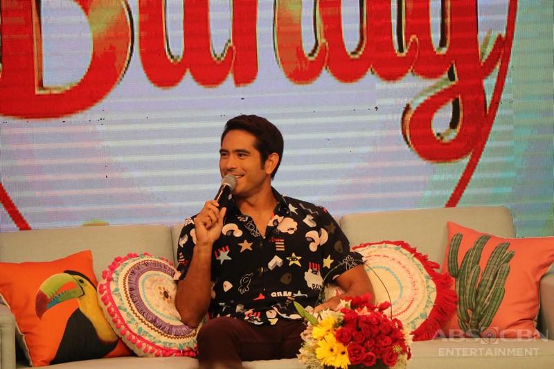 PHOTOS: Magandang Buhay with Gerald and Arci