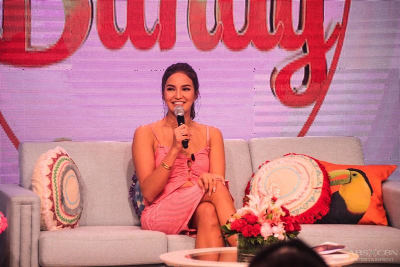 PHOTOS: Magandang Buhay with Sarah Lahbati and Ina Raymundo