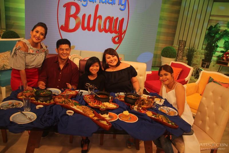 PHOTOS: Magandang Buhay with McCoy and Romnick