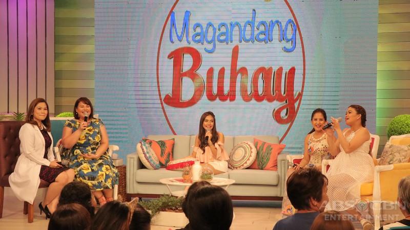 PHOTOS: Magandang Buhay with Beauty and Bangs