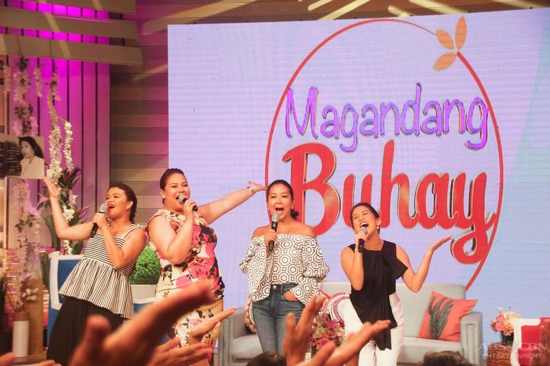 PHOTOS: Magandang Buhay with Korina Sanchez-Roxas