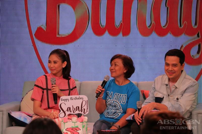 PHOTOS: Magandang Buhay with Sarah and John Lloyd