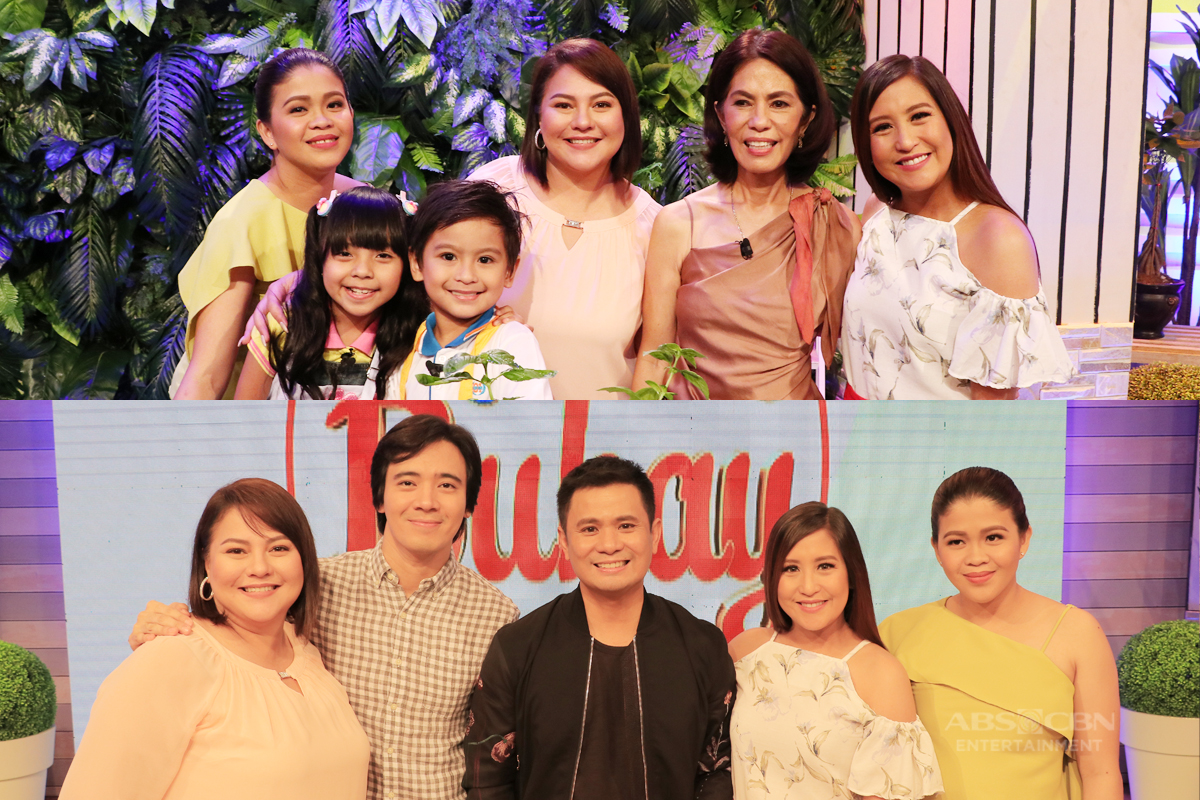 PHOTOS: Magandang Buhay with Ogie Alcasid and Ms Gina Lopez