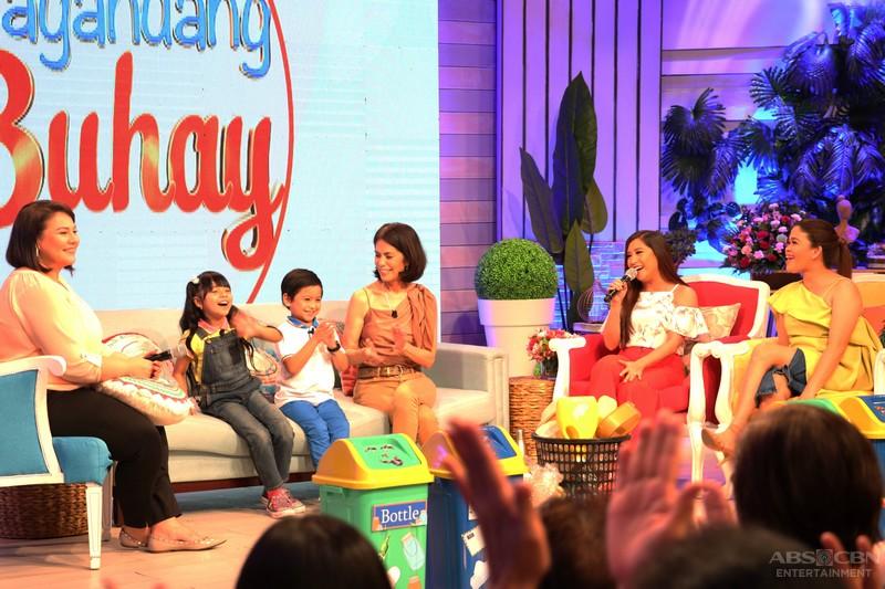 PHOTOS: Magandang Buhay with Ogie Alcasid and Ms Gina Lopez