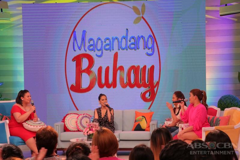 PHOTOS: Magandang Buhay with Maja, Sunshine and Aiko