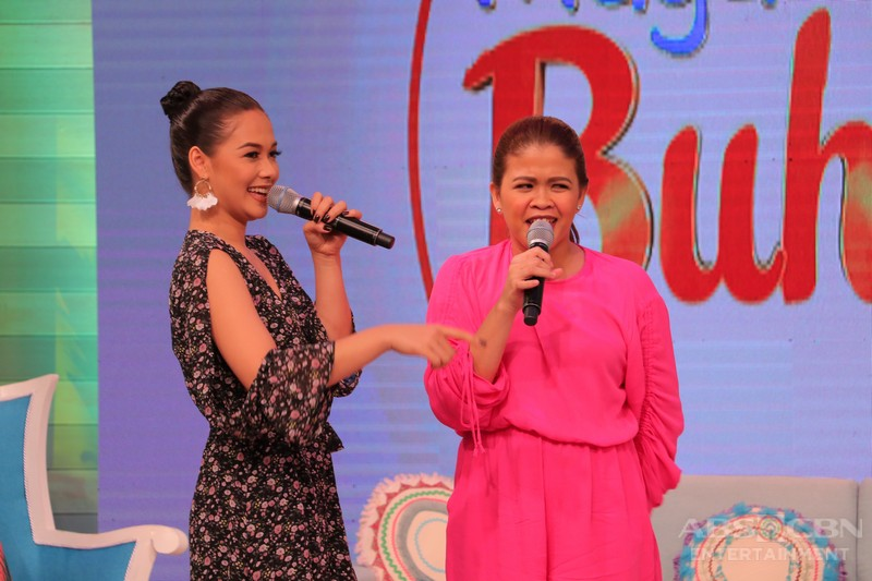 PHOTOS: Magandang Buhay with Maja, Sunshine and Aiko
