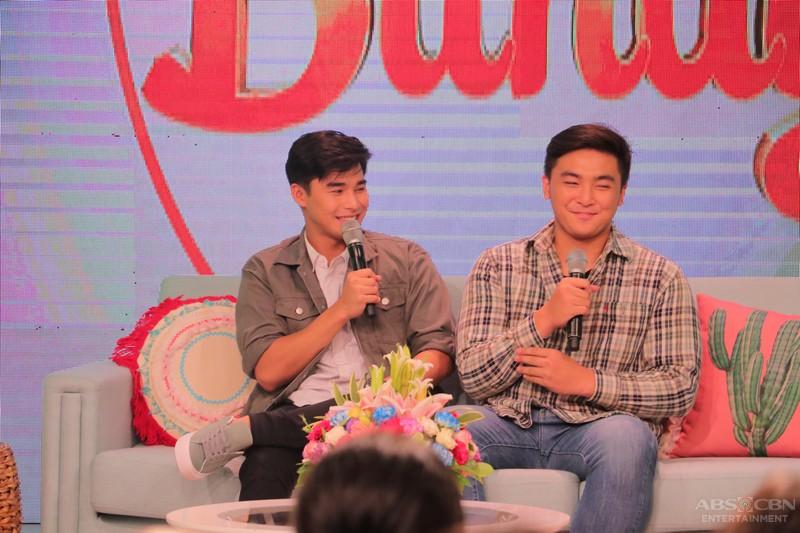 PHOTOS: Magandang Buhay with Daniel Matsunaga and McCoy de Leon