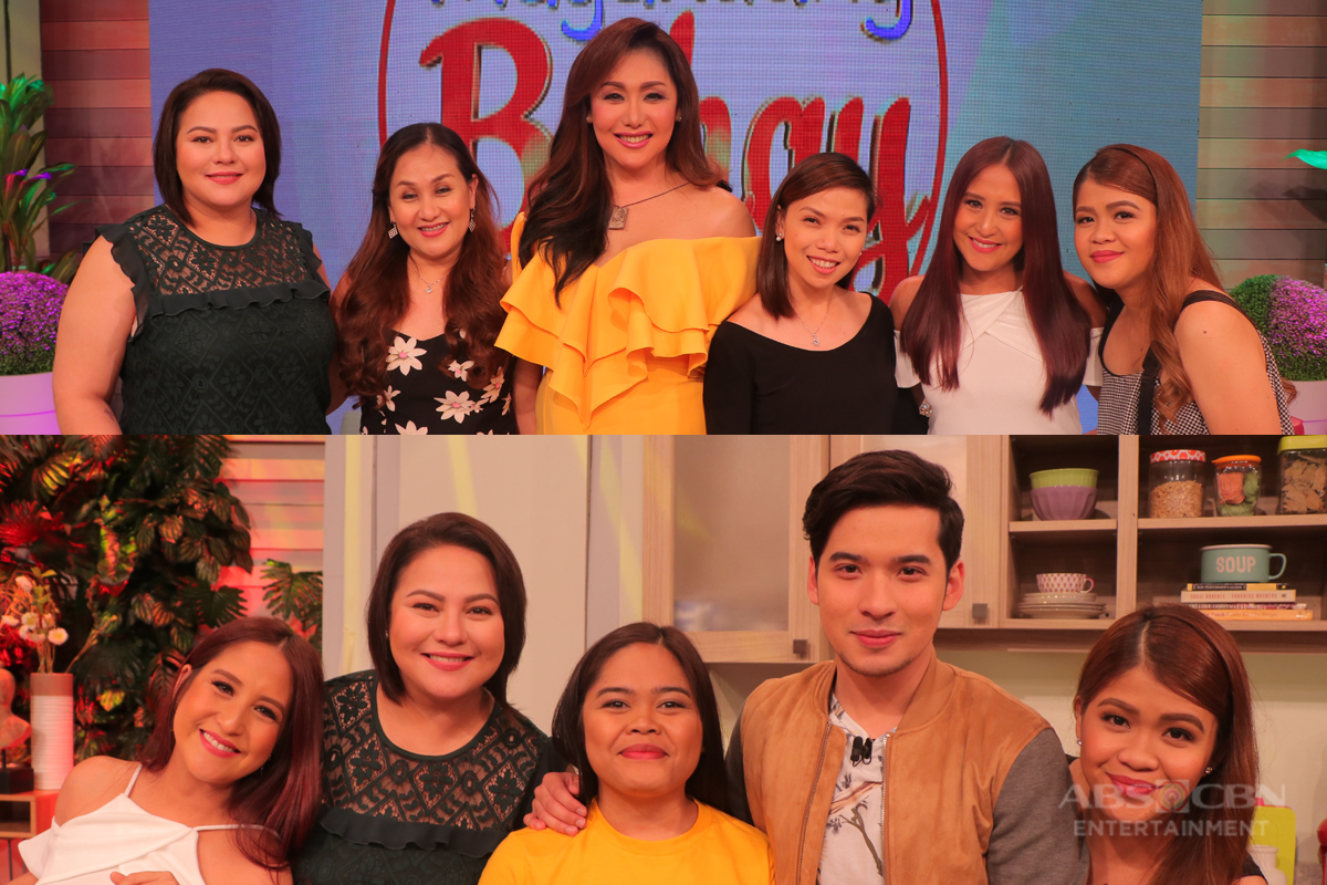 PHOTOS: #MBkakaBELIEVE with Christian Bables and Matmat Centino